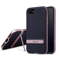 nillkin youth series elegant cover case for apple iphone 7 rose gold
