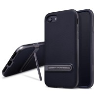 nillkin youth series elegant cover case for apple iphone 7 black