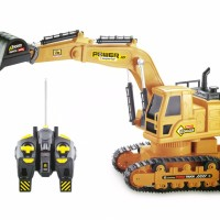 Mainan RC Truck / Excavator Power Workbench 360 Heavy Machine XM-6811L