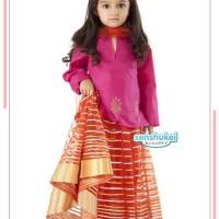 Jual Baju Gamis Anak Perempuan / Baju India Anak Cewek / Baju Setelan Anak Murah