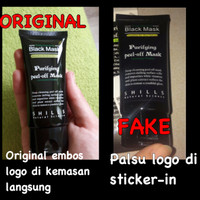 Jual Black Mask - Mud Masker - anti Komedo - Murah Murah