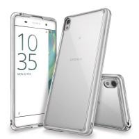 RINGKE Case Fusion Series Sony Xperia XA Original - Crystal Clear
