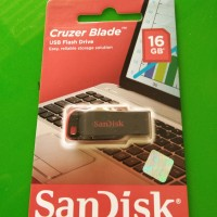 Jual SanDisk Cruzer Blade USB Flash Drive 16GB Murah