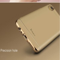 Casing HP 3 in 1 Protection Case Oppo F1+ / R9 Gold