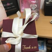 Frank & co ladies ring / frank n co / cincin