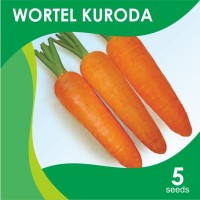 Harga benih bibit wortel kuroda 5 seeds   Hargalu.com