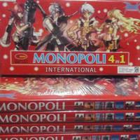 Jual Monopoli 4 in 1 - International - Mainan Monopoli Murah