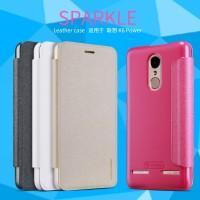 Nillkin Sparkle Leather Case For Lenovo K6 Power