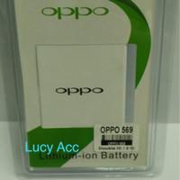 Baterai Batre Oppo Find 7, Fine 7A (BLP -569)