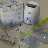 Jual LITTLE GIANT HOME AND CAR BOTTLE WARMER MURAH - EX KADO Murah