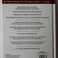 Peaks and Valleys - Spencer Johnson (Edisi Hard Cover, LANGKA)