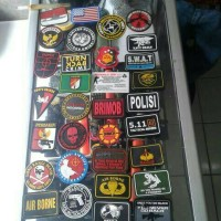 Patch Vecro karet