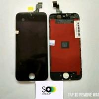 Jual LCD IPHONE 5C PLUS TOUCHSCREEN PLUS FRAME FULLSET ORIGINAL Murah
