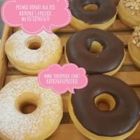 Premix Donat ala Jco - tepung donut
