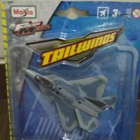 Jual Maisto Tailwinds - F-22 Raptor Murah