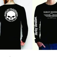 harga Baju/kaos/t-shirt/longslave Custom Harley Davidson Tokopedia.com