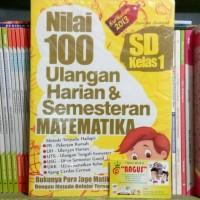 SOAL MATEMATIKA KELAS 1 SD