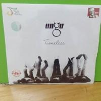 CD lagu ungu band timeless not dvd vcd best
