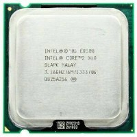 processor intel core 2 duo E8500 3.1Ghz garansi 1thn