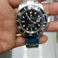 Rolex Submariner Silver Black