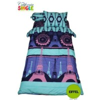 SPREI CALIFORNIA / MY LOVE SINGLE 120X200 EIFFEL / SEPRAI MY LOVE