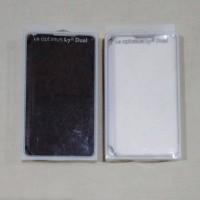 Flip Cover LG Optimus L7 II Dual P715 Original