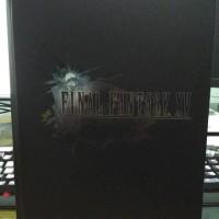 Jual Jual Buku Final Fantasy XV Guide Book Collector Edition (RARE!) Murah