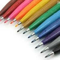 pentel touch brush pen