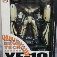Revoltech Macross set of 2 : YF 19 dan YF 21