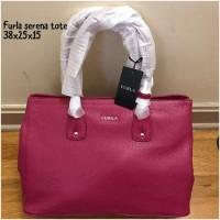 furla serena tote tas asli original bag authentic bag