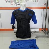 Kaos Team Futsal-Baju Olahraga-Jersey Bola Nike T90 Biru
