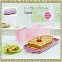 Cake Taker Tupperware