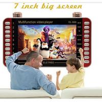 XY-819 Multifunction Videoplayer pemutar video utk belajar anak 7inch