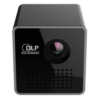 Jual UNIC P1+ WiFi DLP Proyektor Mini 640P 30 Lumens Murah Murah