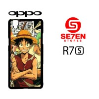 Casing HP Oppo R7S One Piece 9 Custom Hardcase Cover