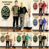 Batik Couple Larasati Lonceng