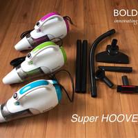 Jual VACUM CLEANER SUPER HOOVER BOLDE ORIGINAL Cylone Vacuum Cleaner 2 in 1 Murah
