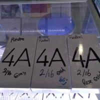 Xiaomi Redmi 4A LTE 4G Ram 2GB internal 16GB