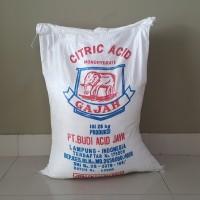 Citric Acid Monohydrate / Asam Sitrat / Asam Sitrun