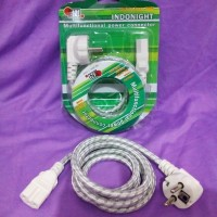 Kabel Power Multi Fungsi (untuk Rice cooker / Komputer / Refrigerator)