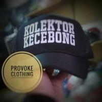 KOLEKTOR KECEBONG - TOPI TRUCKER / JARING PROVOKE CLOTHING