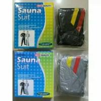 Jual Baju Sauna / Sauna Suit / Jaket Sauna Suit Unistar Murah