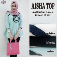 FASHION WANITA AISHA TOP