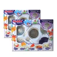 Jual Feeding Set / Food Maker Kiddy Set Medium - 8501 Putih Murah