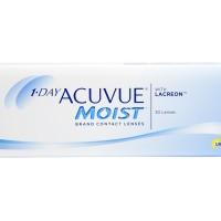 Softlens Acuvue Moist (bening) harian
