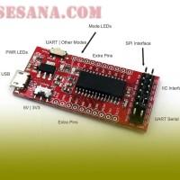 CH341 USB Programmer Convert Flash Board, USB, TTL, IIC, SPI, etc