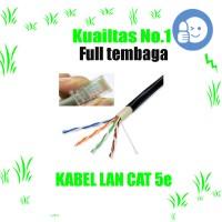 kabel lan outdoor cat 5e