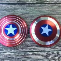 fidget spinner kapten america / amerika toys hand spinner