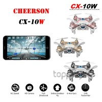 RC DRONE CHEERSON CX-10W FPV WITH 720P CAMERA 2.4G 4CH RTF