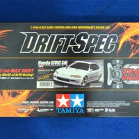 Tamiya RC Drift TT01D Honda Civic SiR EG6 - Estilo #92193 (Limited)